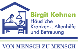 Birgit Kohnen - Ambulanter Betreuungsdienst